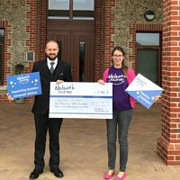 Crematorium helps Norfolk-based child bereavement charity