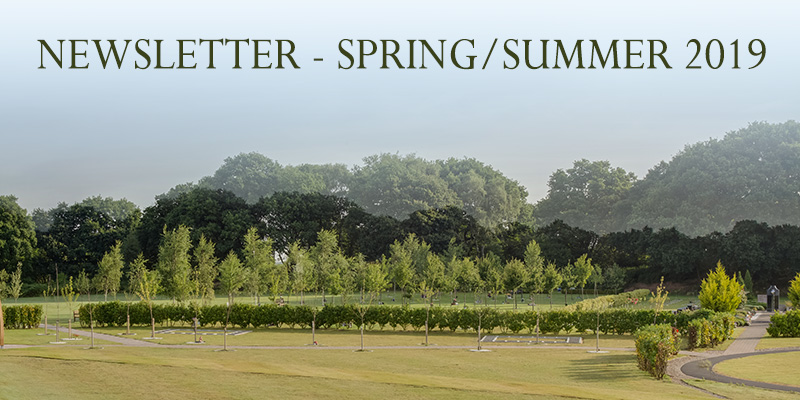 Download Our Spring/Summer Newsletter 2019